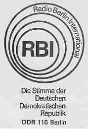 Logo Radio Berlin International